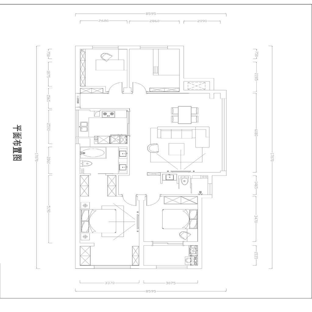 宛陵湖新城装修设计理念